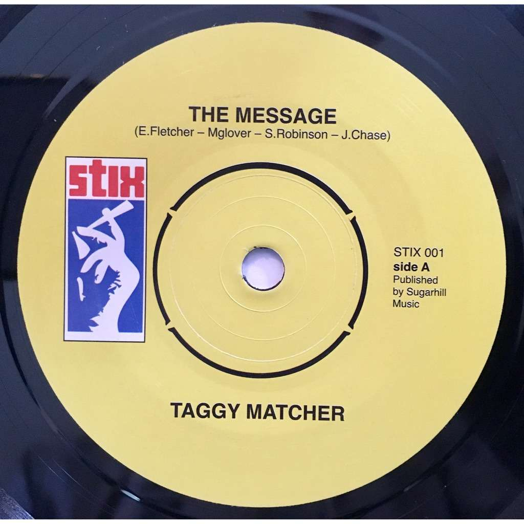 Taggy Matcher The Message / Rockit