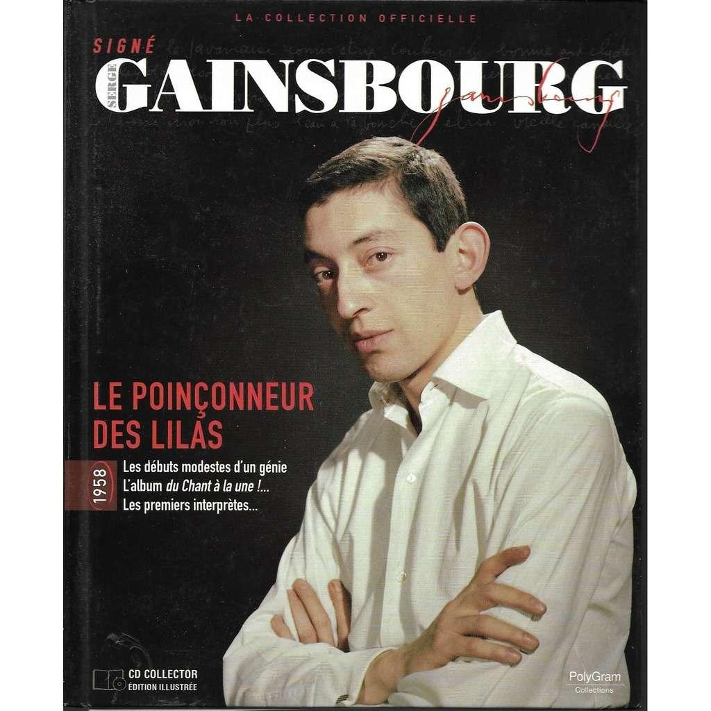 Gainsbourg Serge Le poinçonneur des lilas