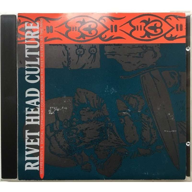 Rivet Head Culture Digital Cuttthroat Compilation For The Feet As Well As The Mind