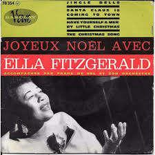 ella fitzgerald Joyeux noel avec jingle bells+3