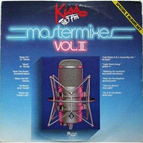 MASTERMIXES - VOL 2 the limit, raw silk, sharon redd, visual