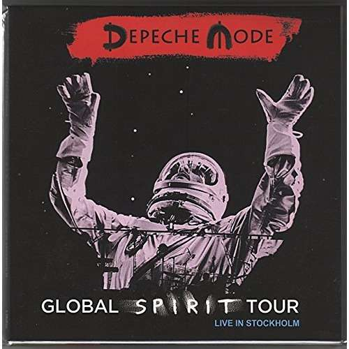 Live In Stockholm 2017 Global Spirit Tour By Depeche Mode Cd X 2 With Rarecddvd Ref 118933648