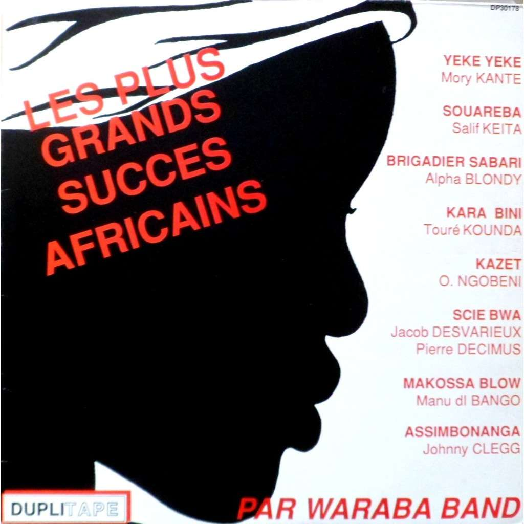 V/A Waraba Band Les Plus Grands Succes Africains