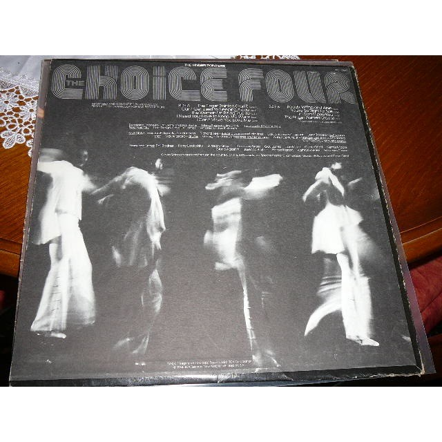 choice four finger pointers