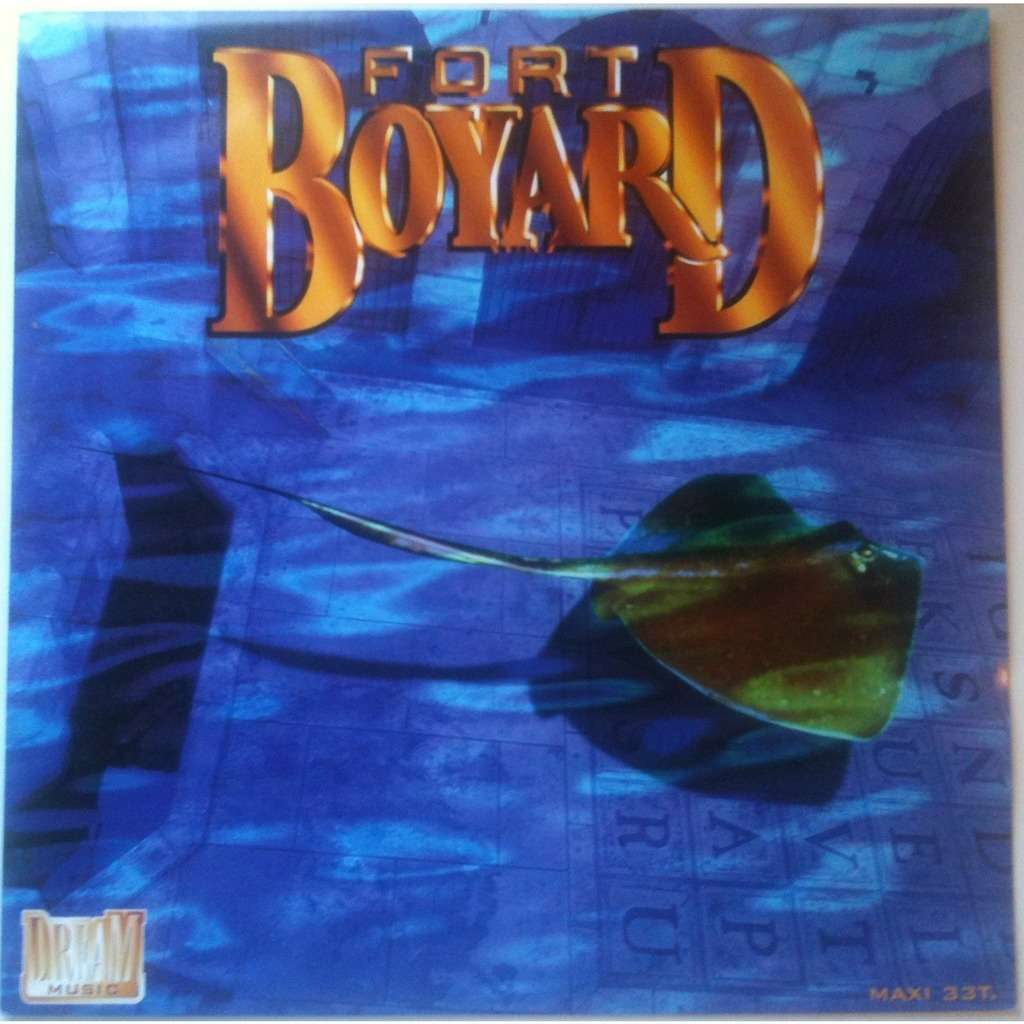 Magnetic Groove Fort Boyard (Version Originale & Remixes)