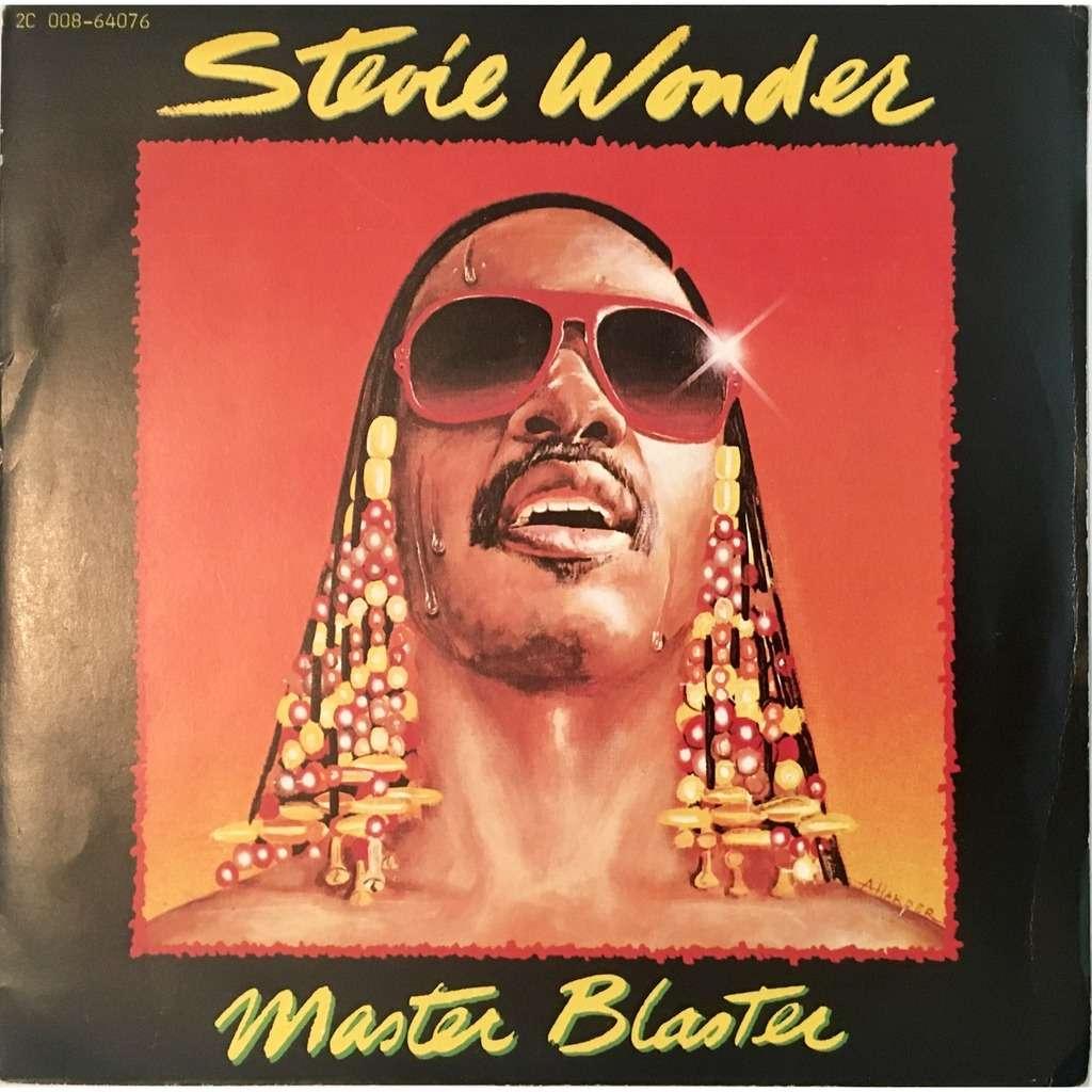 Master Blaster Jammin Dub By Stevie Wonder 7inch X 1