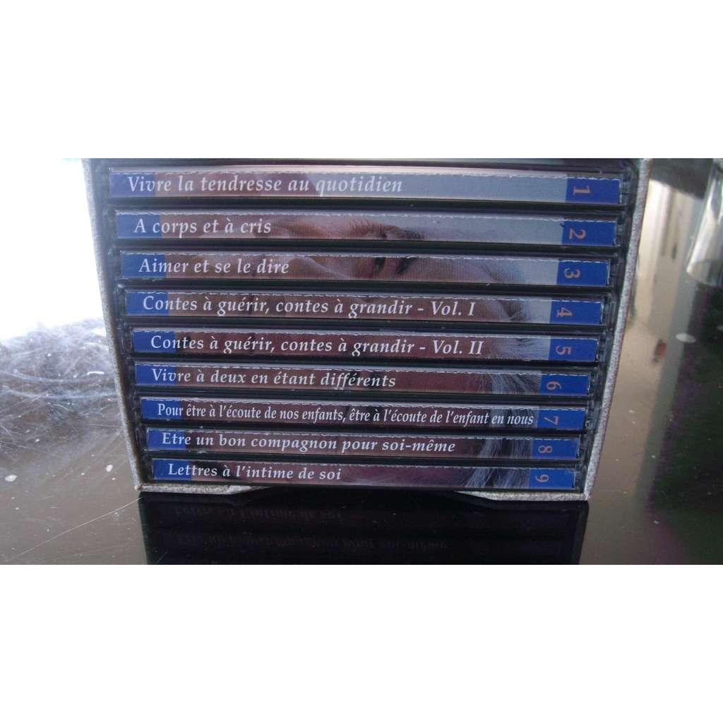jacques salome-L'ESSENTIEL COMMUNICATION VIVANTE-COFFRET 9 CD
