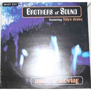 BROTHERS OF SOUND feat talya jones music is moving