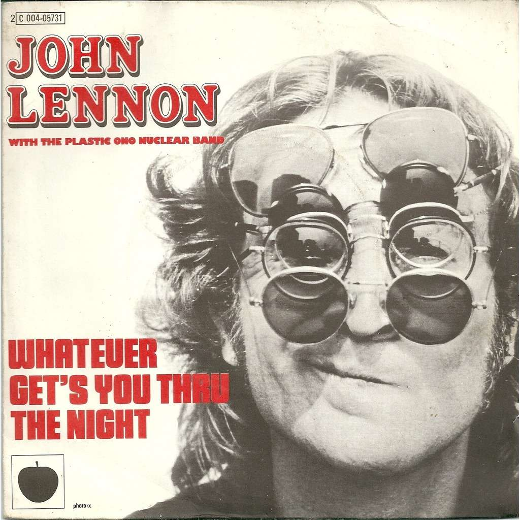 whatever gets you thru the night by john lennon sp with revival