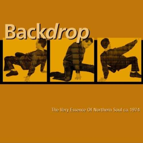 Various Backdrop - The Very Essence Of Northern Soul Ca. 1974 (lp)