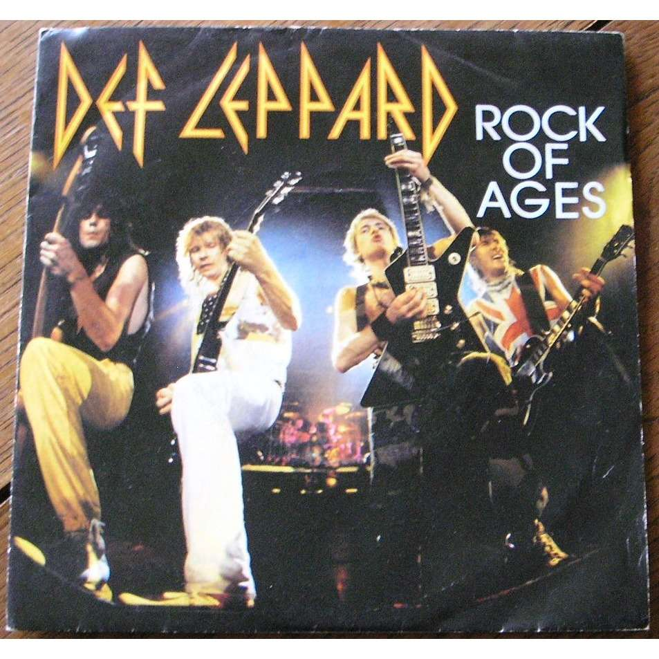 def leppard rock of ages