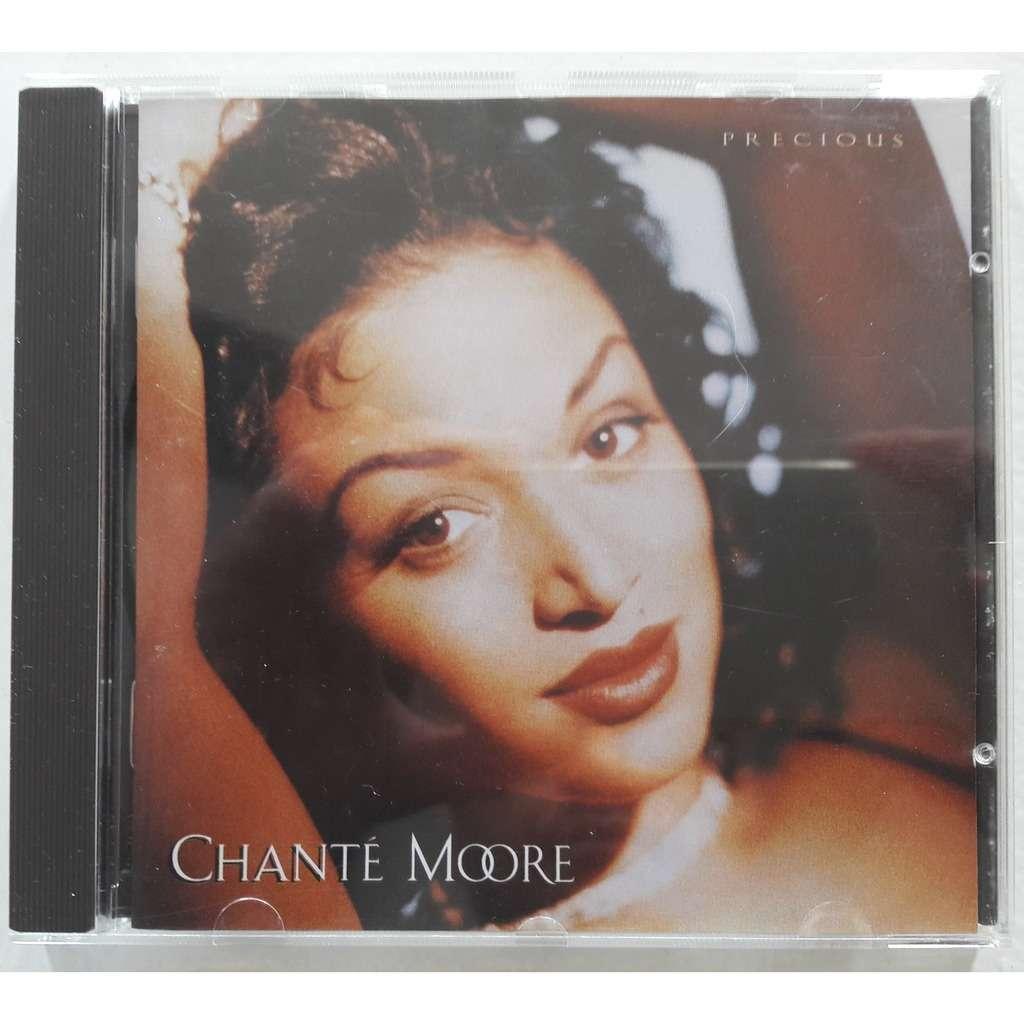 Chanté Moore Precious
