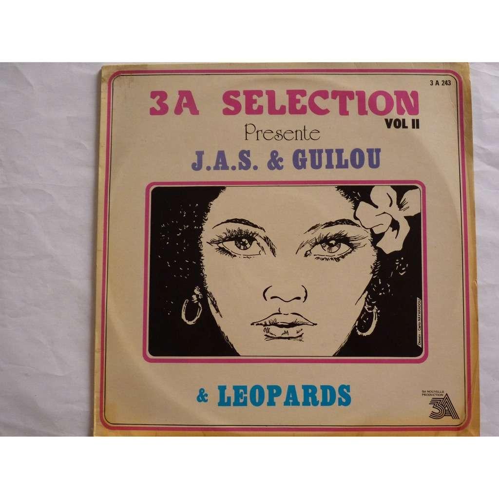 J.A.S & GUILOU & LEOPARDS rete gade yo