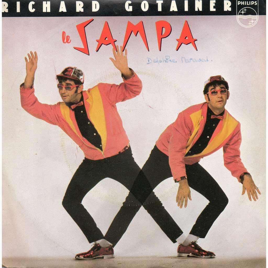 richard gotainer le sampa
