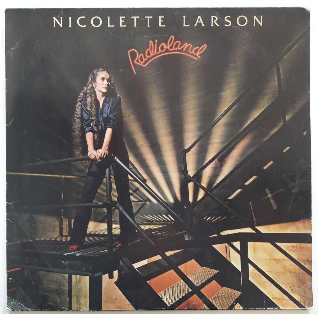 nicolette larson radioland