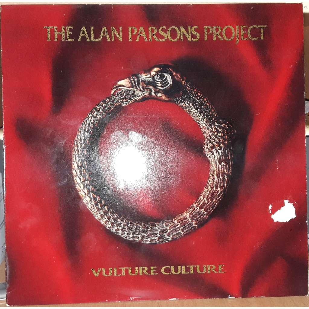 alan parsons project vulture culture