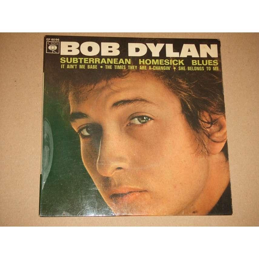 Dylan Bob Subterranean Homesick Blues + 3