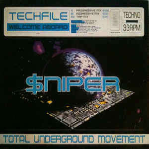 TECHFILE welcome aboard