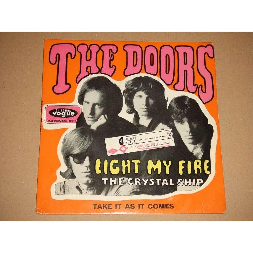 The Doors Light My Fire + 2
