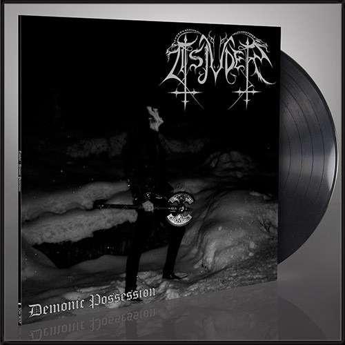 TSJUDER Demonic Possession. Black Vinyl