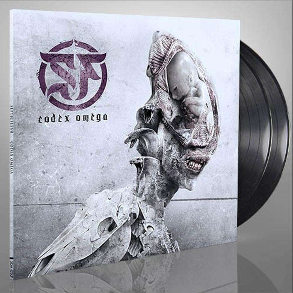 SEPTICFLESH Codex Omega. Black Vinyl