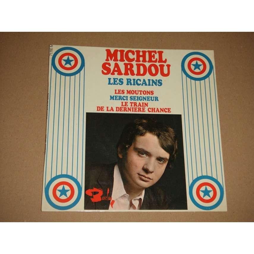 Michel Sardou Les Ricains + 3