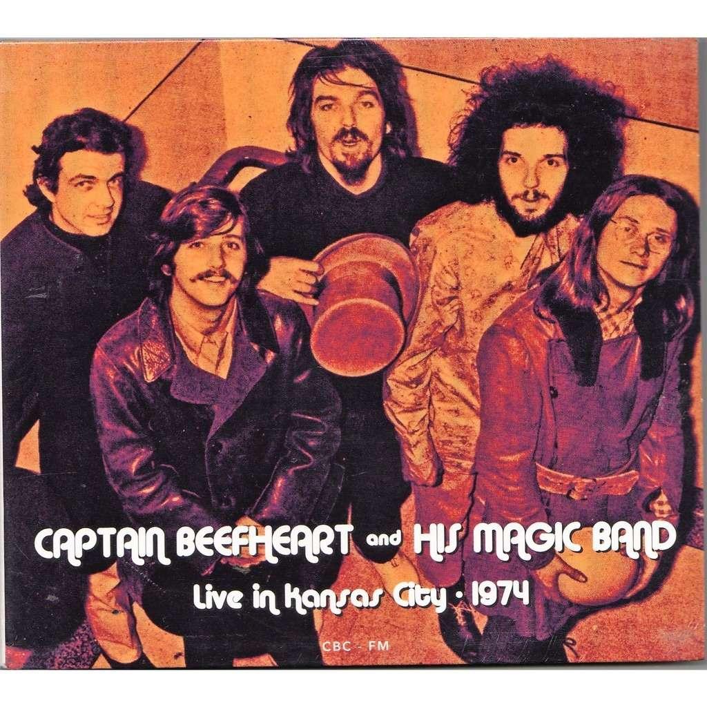 Captain Beefheart & His magic Band Live In Kansas City 1974 (Countdown Ballroom 22.04.1974)
