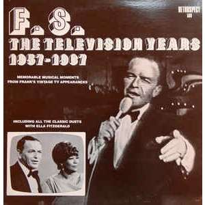 frank sinatra F.S the television years 1957-1967