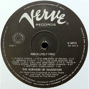 the mothers of invention absolutely free
