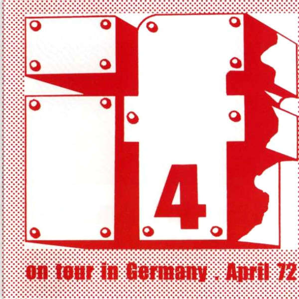 if 4 - On Tour in Germany - April 72