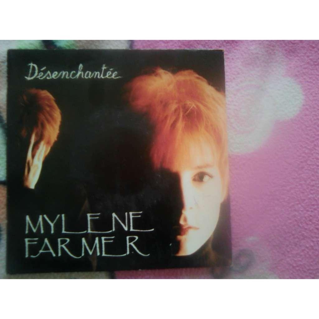 Mylene Farmer* - Désenchantée Désenchantée (Chaos Mix)
