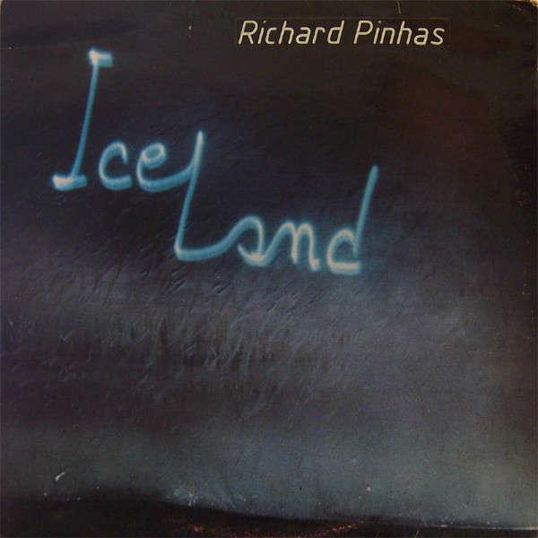 PINHAS Richard ICELAND (lp + free cd copy)