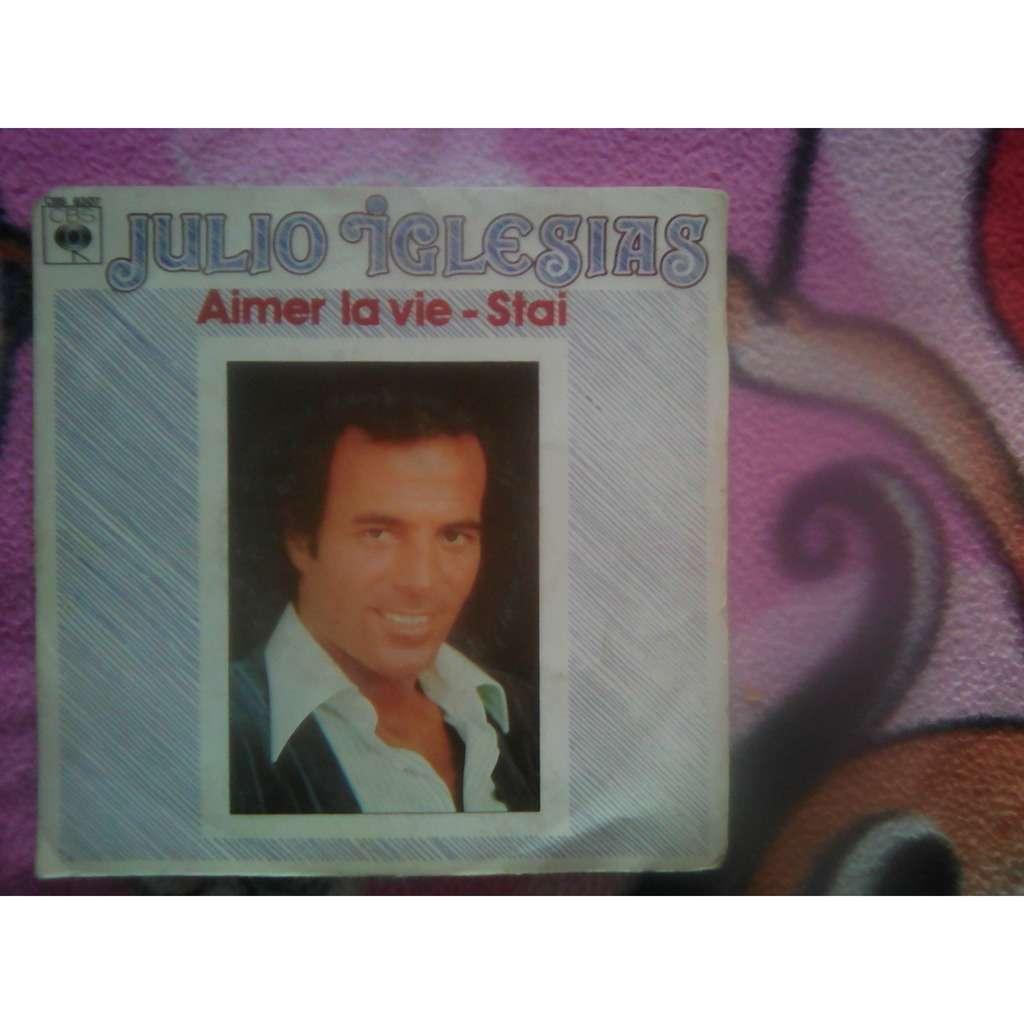 Julio Iglesias - Aimer La Vie Stai (Limelight)