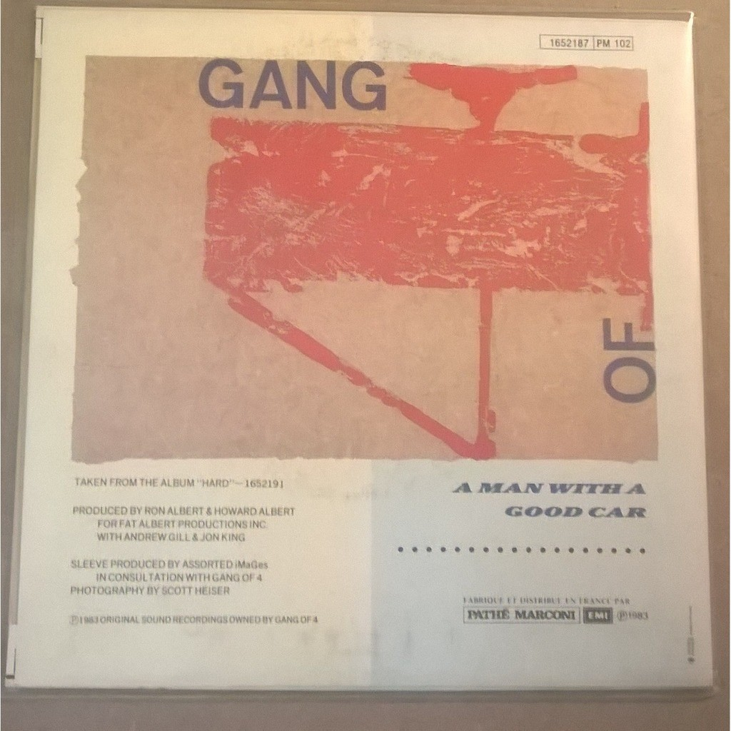 Gang Of Four Is It Love