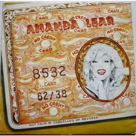 Amanda Lear No Credit Card