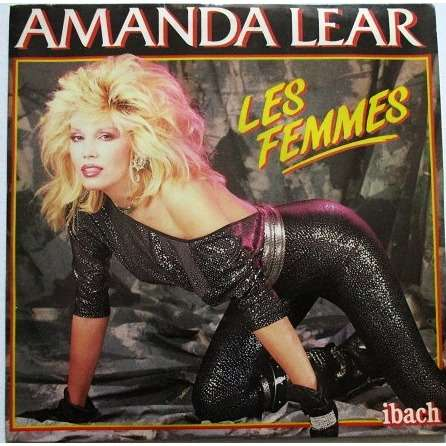 Amanda LEAR les femmes / she wolf
