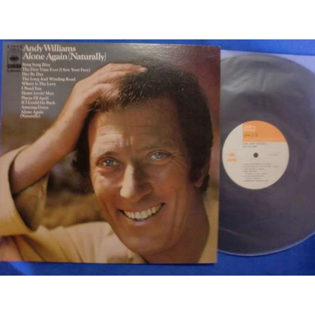 andy williams alone again (naturally)
