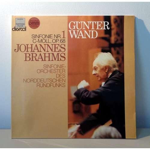 GUNTER WAND BRAHMS sinfonie n°1