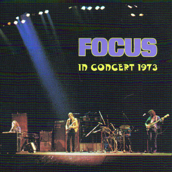 Focus In Concert 1973 (2xlp)