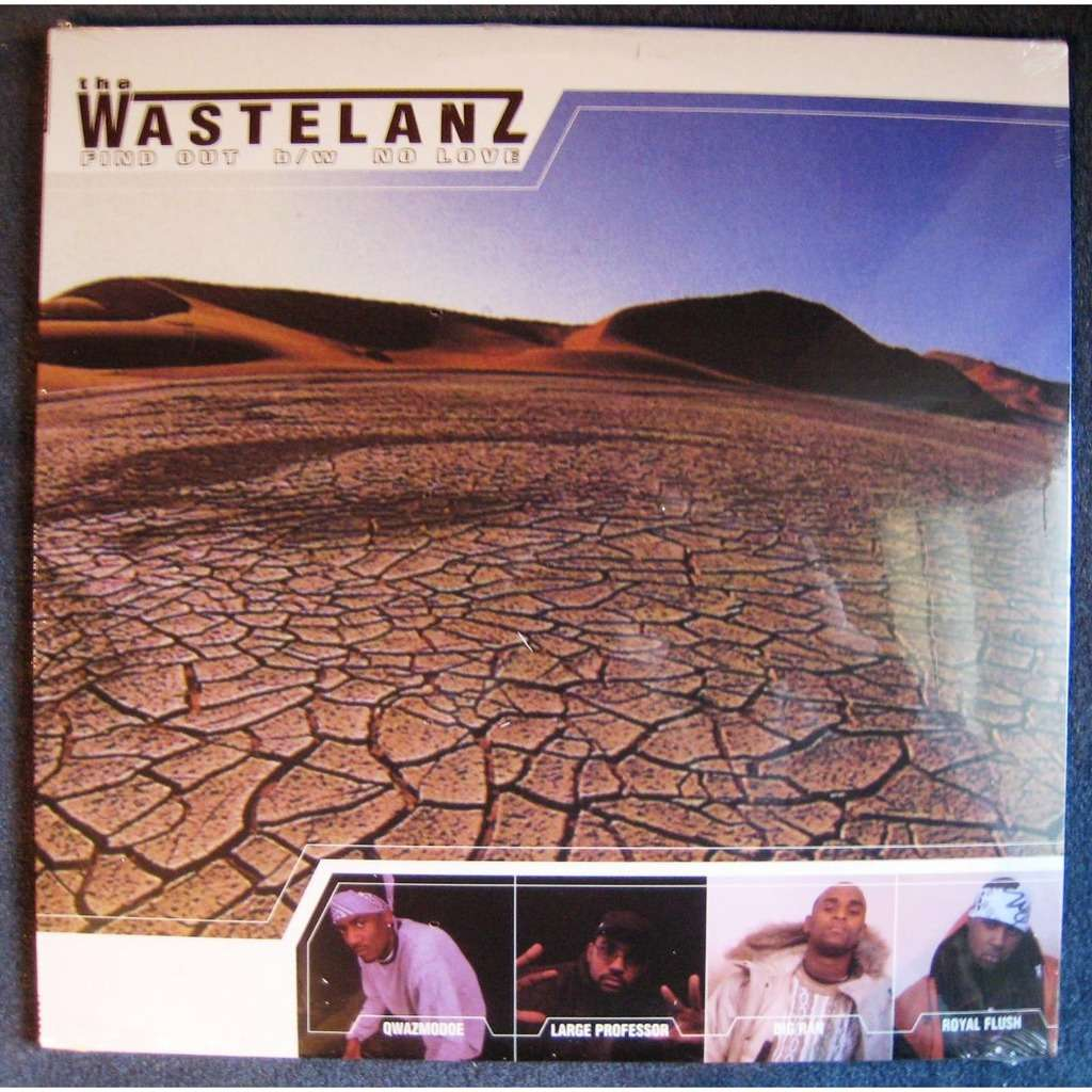 the wastelanz find out / no love