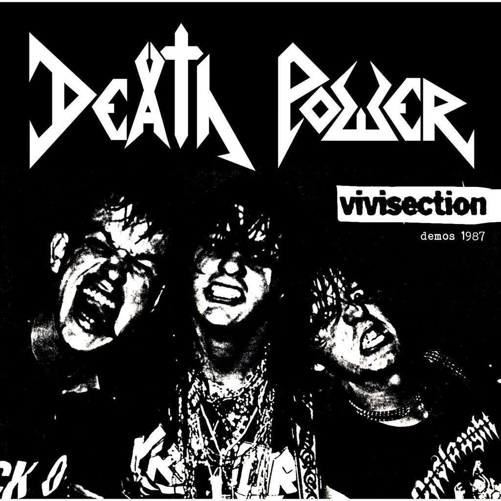 Facthedral's Hall : Death Power Vivisection - demos 1987 - CD