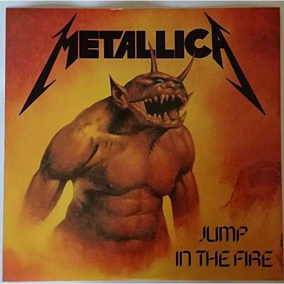 Metallica Jump In The Fire Jump in the fire by Me...