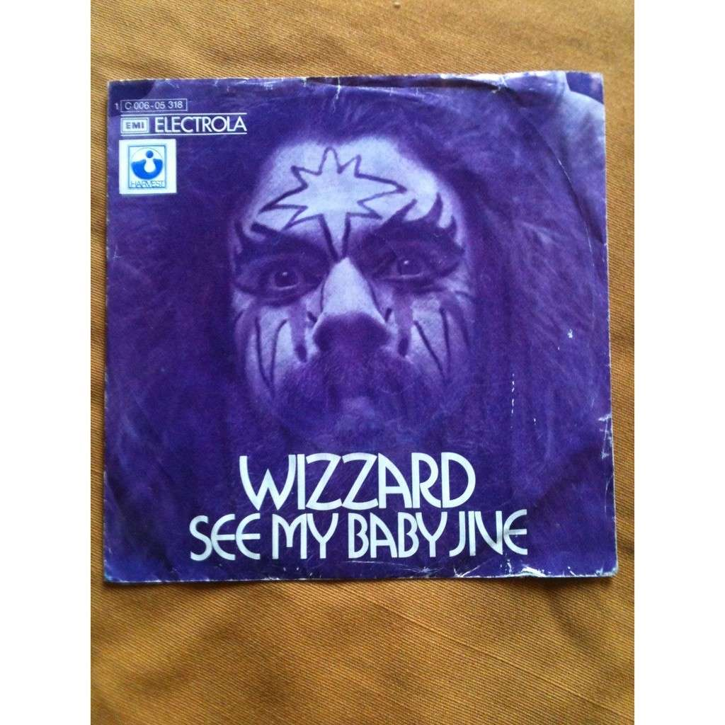 WIZZARD See my baby jive
