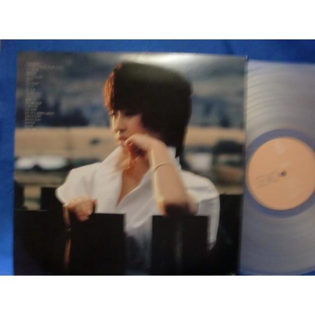 seiko matsuda breezy & sky 夏服のイブ (clear vinyl)