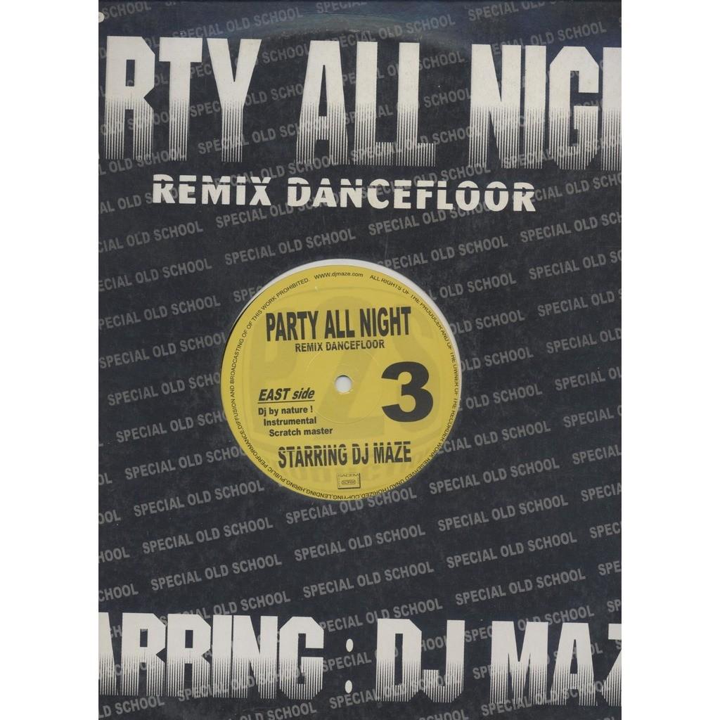 DJ Maze Party All Night Vol.3