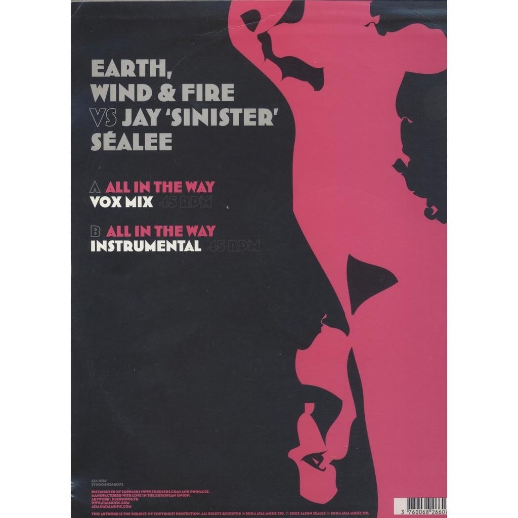 all in the way earth wind fire vs jay sinister séalee 12