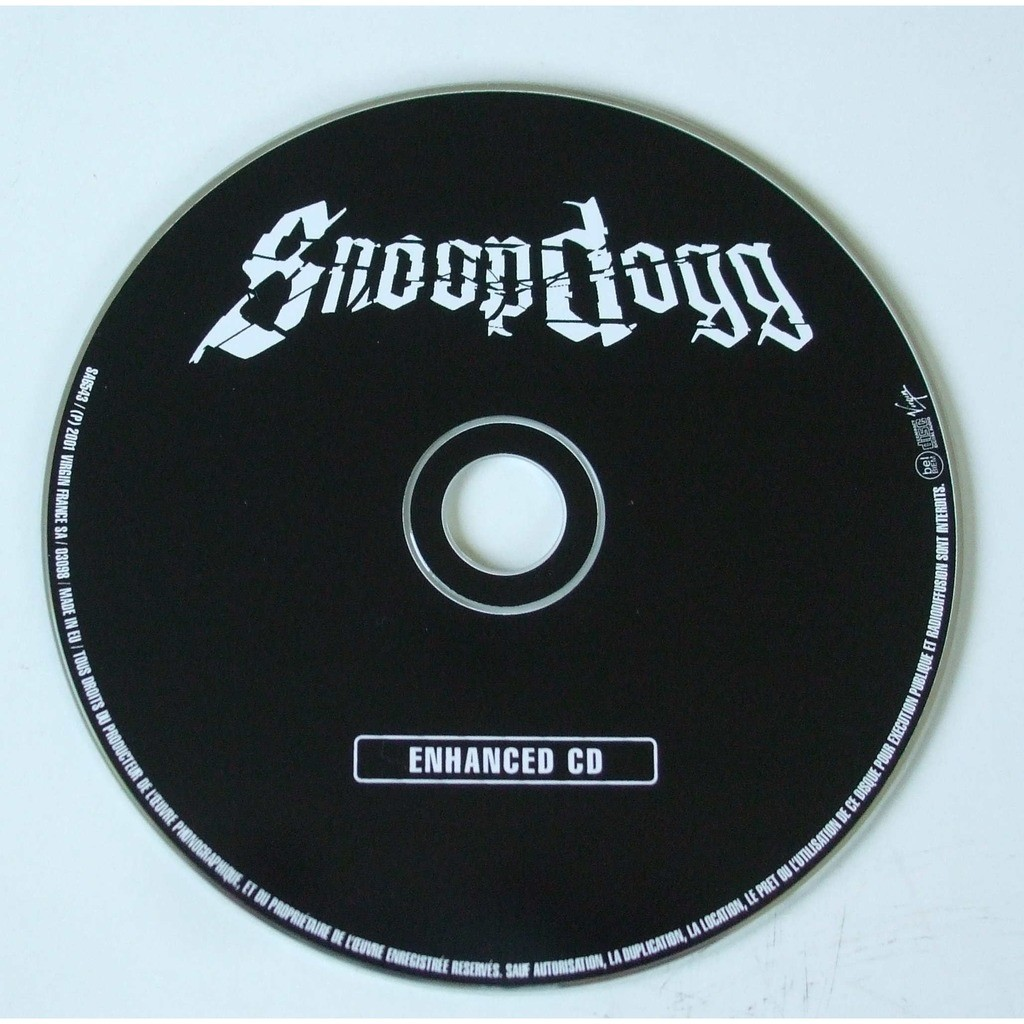 Tha last meal by Snoopdogg, CDS with dom88