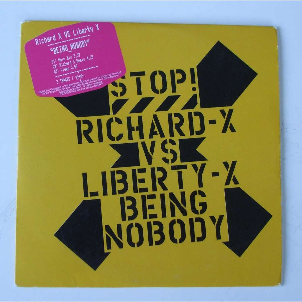 LIBERTY X FULLY SIGNED EVERYBODY CRIES CD SINGLE /& MUSIC AUTOGRAPH POP