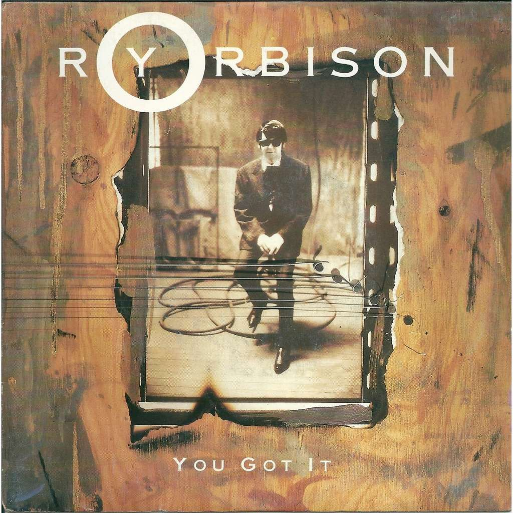 you got it roy orbison 7 sp 売り手 revival id