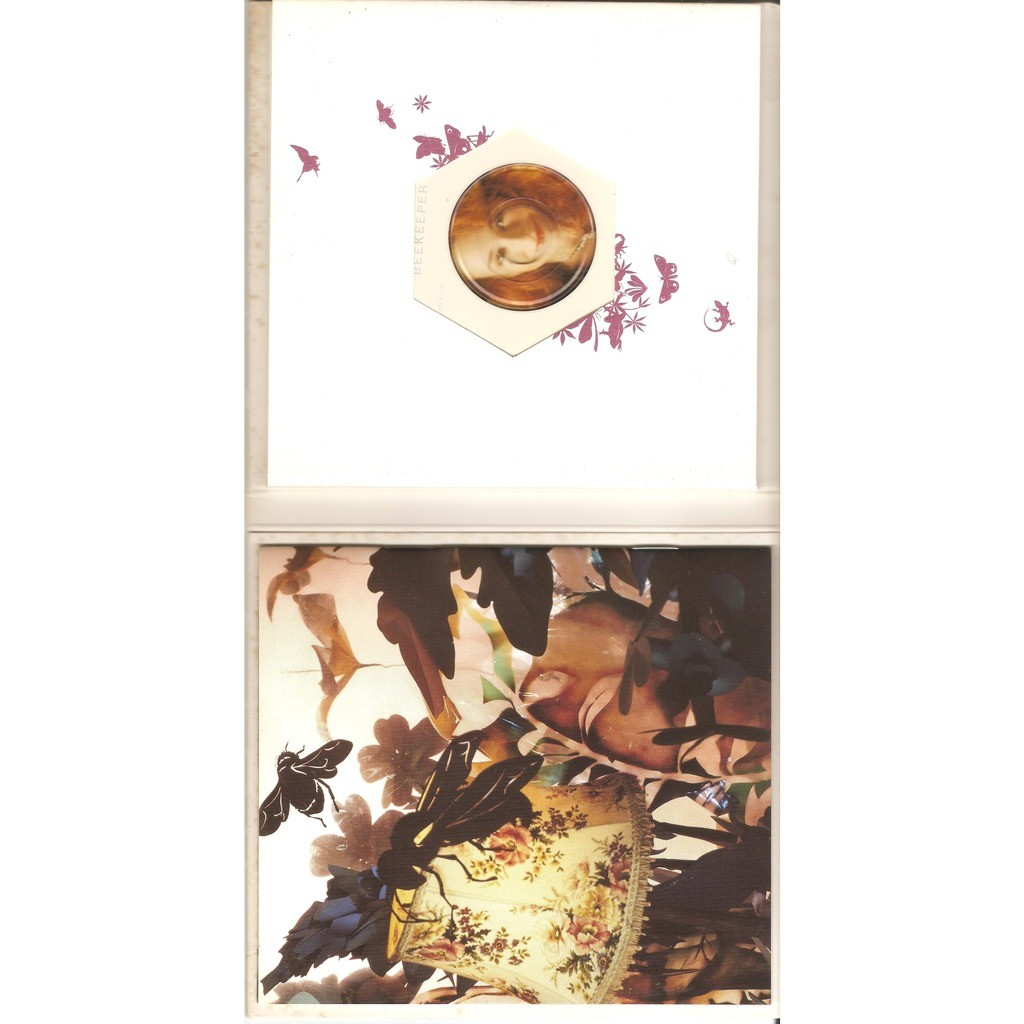 The Beekeeper By Tori Amos Cd Dvd With Chomin Ref
